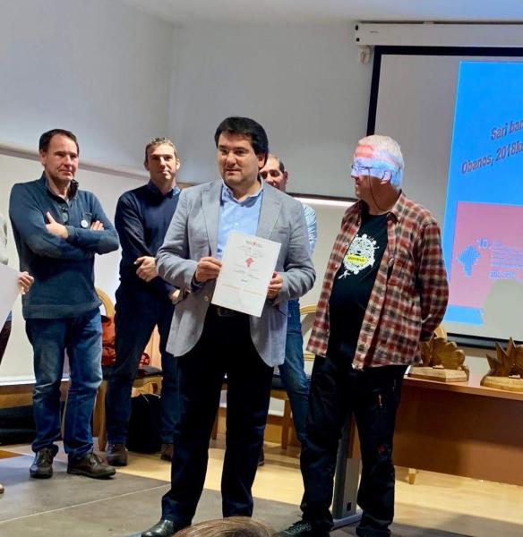 X Edicion del Premio sobre Buenas Prácticas de Desarrollo Local Sostenible Sanz Arbizu 2017-2018 - I