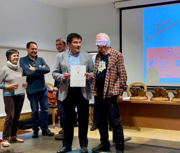 X Edicion del Premio sobre Buenas Prácticas de Desarrollo Local Sostenible Sanz Arbizu 2017-2018 - II