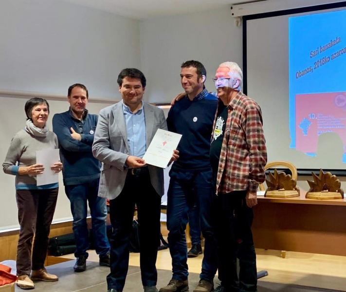 X Edicion del Premio sobre Buenas Prácticas de Desarrollo Local Sostenible Sanz Arbizu 2017-2018 - III